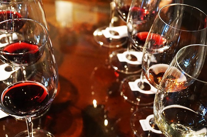 Wine tour and tasting with a lot of flavour