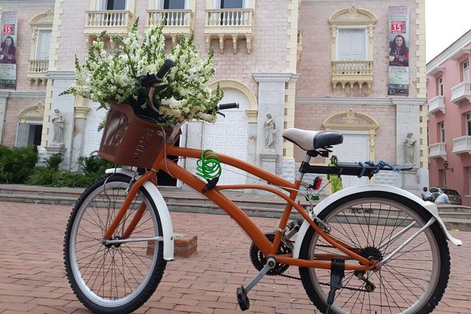 Cartagena City Tour By Bicycle