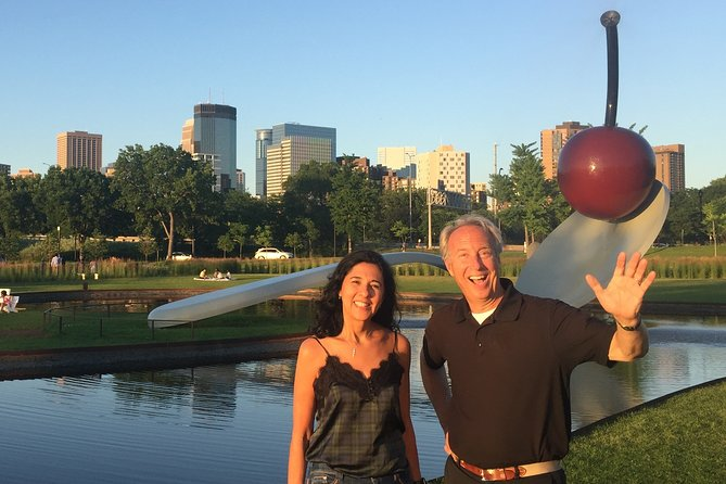 Walking Minneapolis Downtown Parks, Fountains & Sculpture Private Tour (2 hrs)