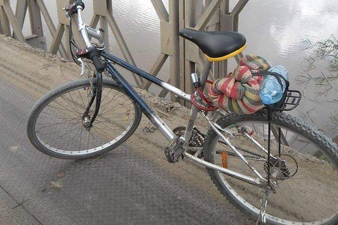 Cycling Morogoro city
