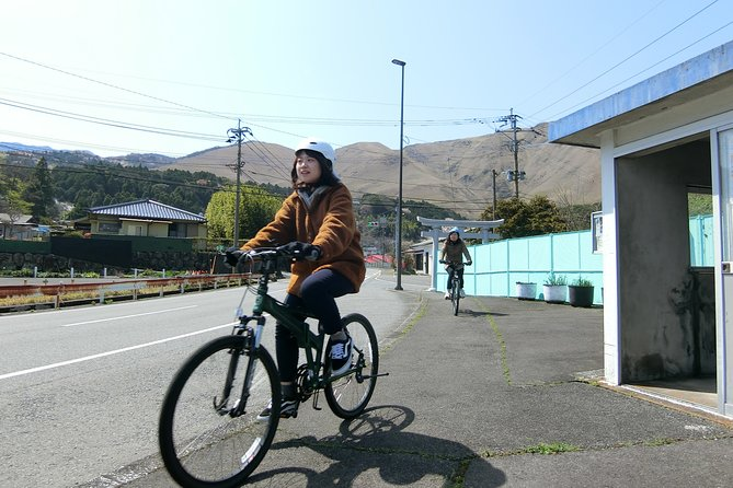 Beppu Downhill Cycling (with Local Guide and Local Food)