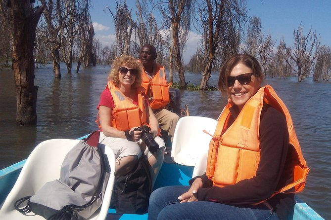 Lake Naivasha Private Day Tour with Boat Ride from Nairobi