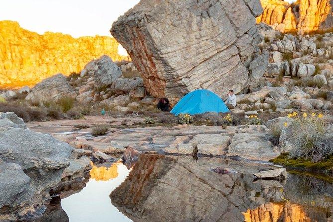Crystal Pools, Cederberg   Multi-night Guided Hike