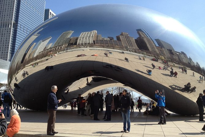 Chicago Millennium Park Self-Guided Walking Tour