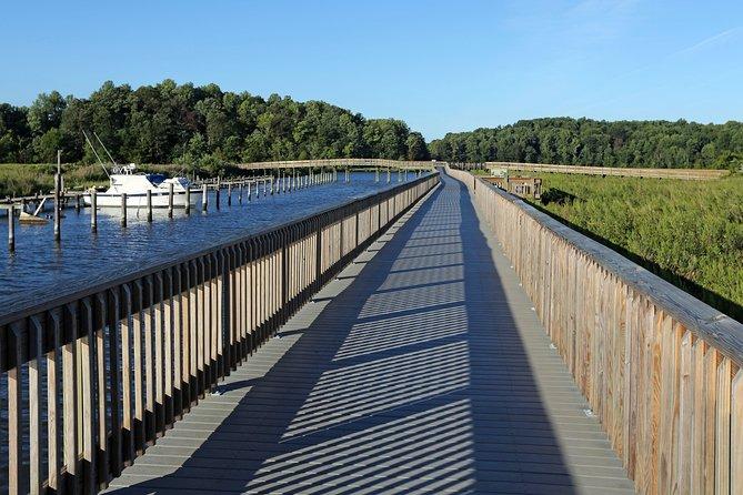 Chesapeake Beach Guided Walking Tour - Railway Trail