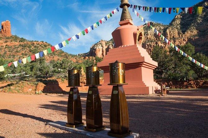 Amitabha Stupa and Peace Park Sedona, Arizona Experience