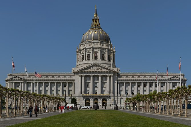 San Francisco City Self-Guided Driving Tour Through Golden Gate Bridge
