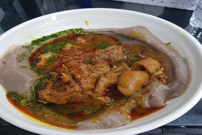 Lagos Cuisine Tour