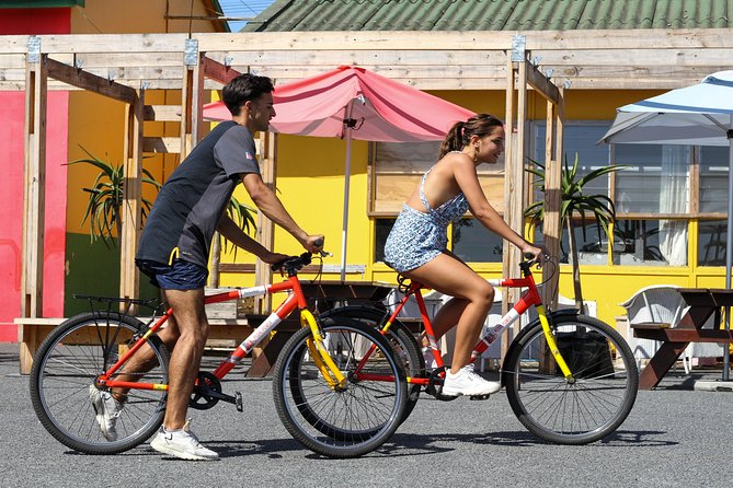 Entrepreneurs of Langa - Bike tour