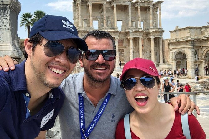 SKIP THE LINE : Best Seller Private Ephesus Tour / PRIVATE TOUR