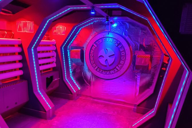 Outer Space One Hour Escape Game