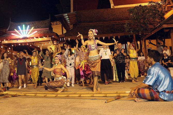 Bangkok State-Of-The-Art Cultural Show with Dinner and Return Transfer