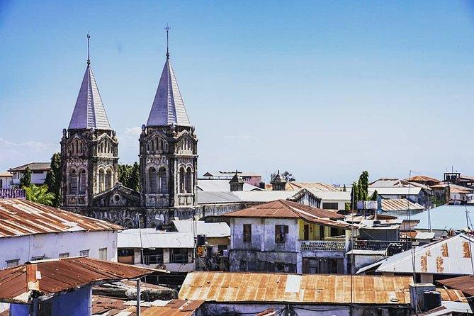 Zanzibar Hop-On Hop-Off Tour: Departure from Jambiani Beach