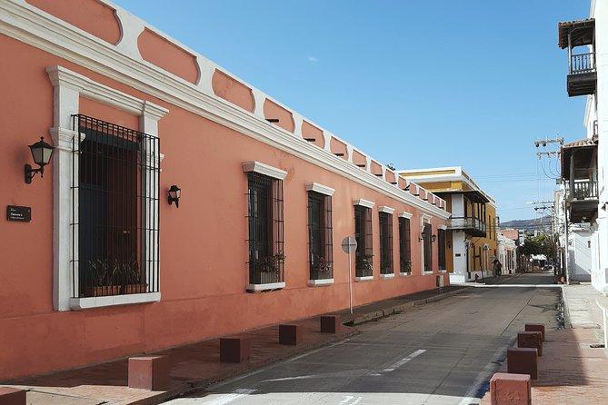 Old City + Museum Santa Marta City Tour 3H