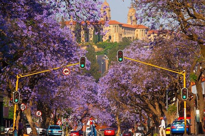 Pretoria City Sightseeing Tour