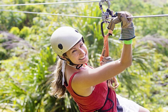 Zipline Canopy Tour & Banana Plantation. Shore Excursion from Puerto Limon