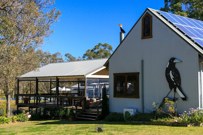 Private Full-Day Wine Tour in Hunter Valley from Pokolbin