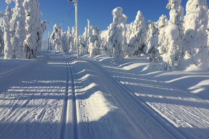 Three Days Adventure Winter Peace And Clean At Ruka