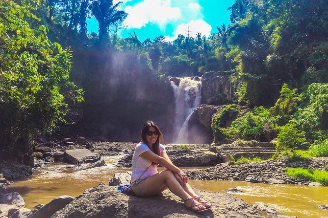 Private Half Day-Tour: Ubud Art Village and Waterfall Tour