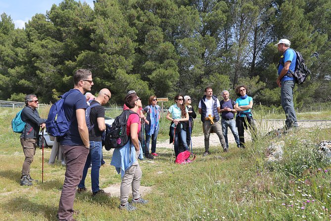 Pantalica nature history and archeology