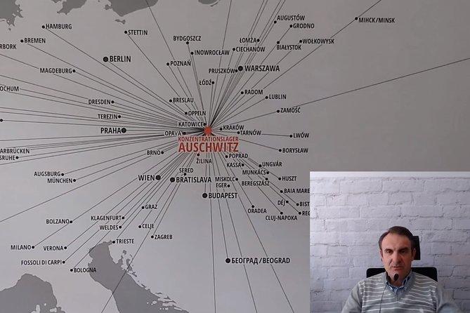 The history of Auschwitz-Birkenau - Interactive online sightseeing