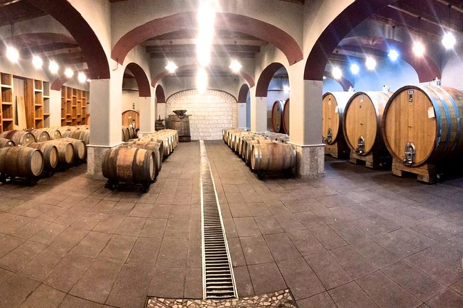 Wine and Food Tour in Irpinia