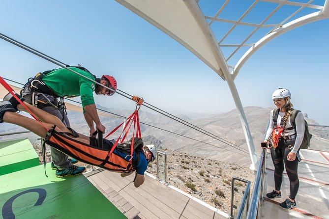 Zip Line Jebel Jais: World Longest Zip Line