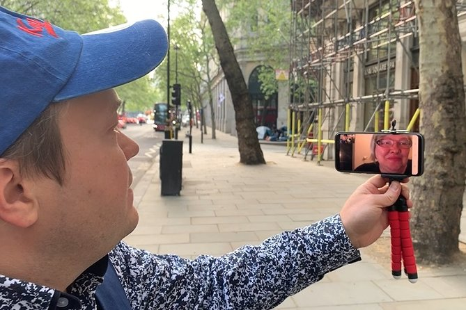 Zoom online tour of London