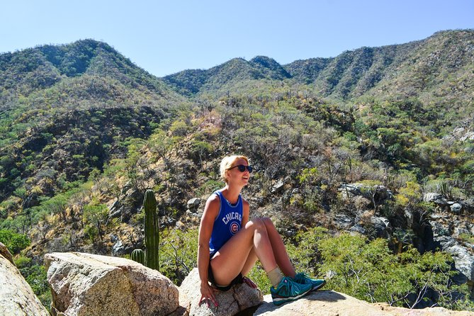 Private Hiking at the Fox Canyon from Cabo San Lucas