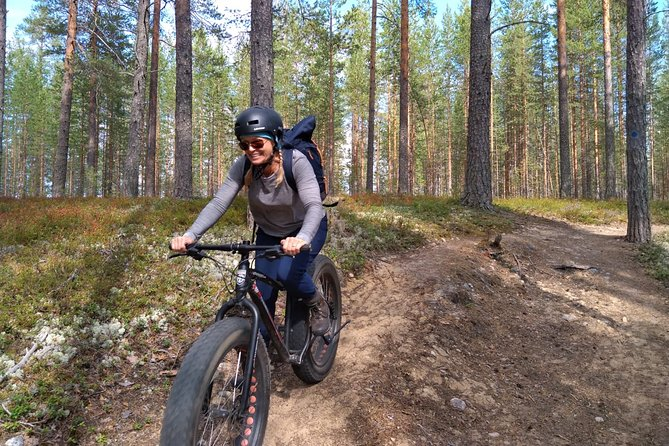 Syöte National Park Mountain Biking Experience
