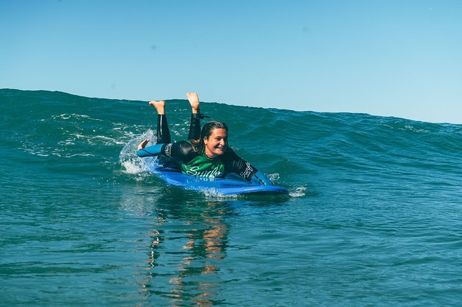 Surf Lesson in Lisbon - The surf experience