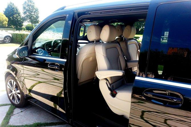 Private Luxury Transfer from Verona to Mantova