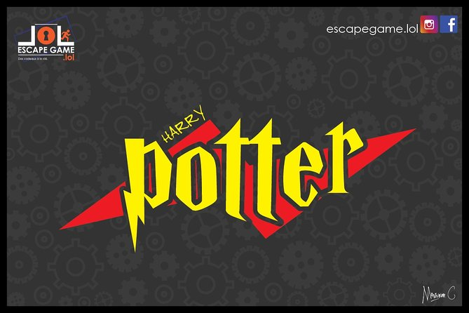 Harry P. escape game at the sorcerer's school in Montpellier