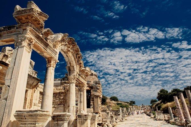Ephesus&Pamukkale Tour From Istanbul