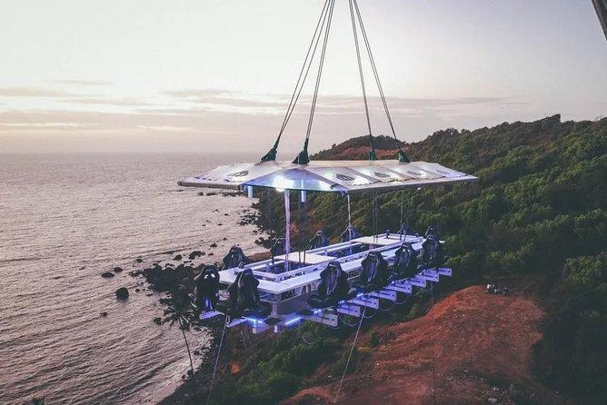 Adventure Dining at Air