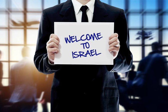Private Intercity Transfer - from your Jerusalem hotel to your Tel Aviv hotel