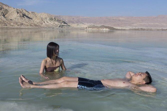 Dead Sea, Masada & Ein Gedi Spa , Jericho from Jerusalem