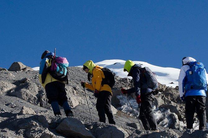 5 Days Mount Kilimanjaro Marangu Route climb
