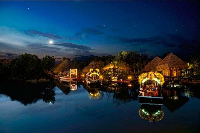 Xoximilco Tour Night Cruise from Cancun