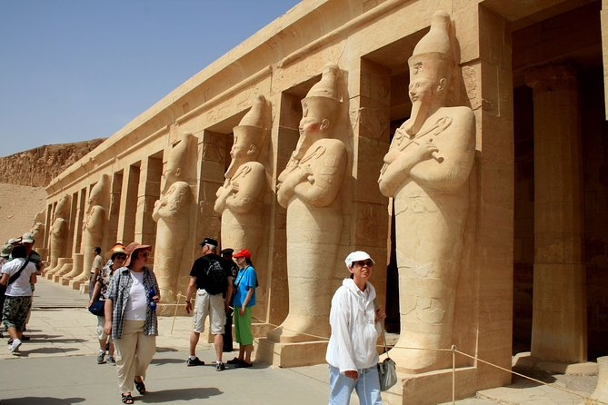 Best Tour Private Day Tour to Luxor from Hurghada with Hotel Pickup and Lunch