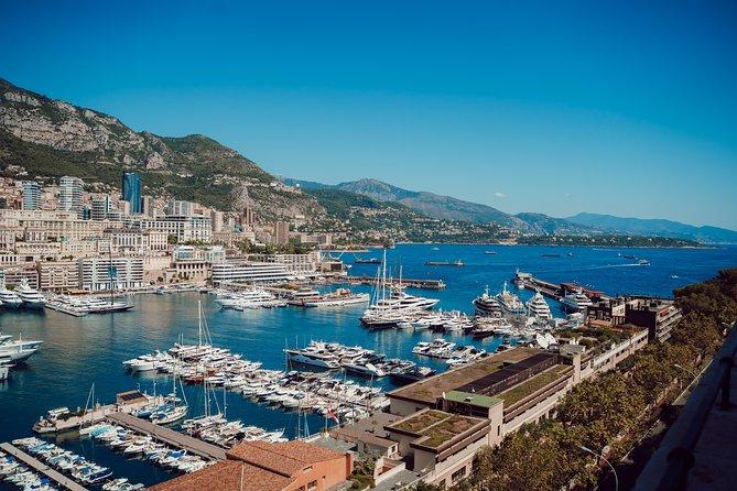 Monaco, Monte Carlo, Eze, and Nice Private Shore Tour