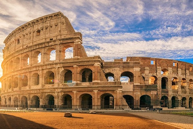 Rome Colosseum Arena, Forums & Palatine Full Experience With Underground Access
