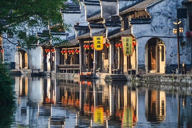 Private Day Trip to Nanxun Water Town with Boat Ride from Hangzhou