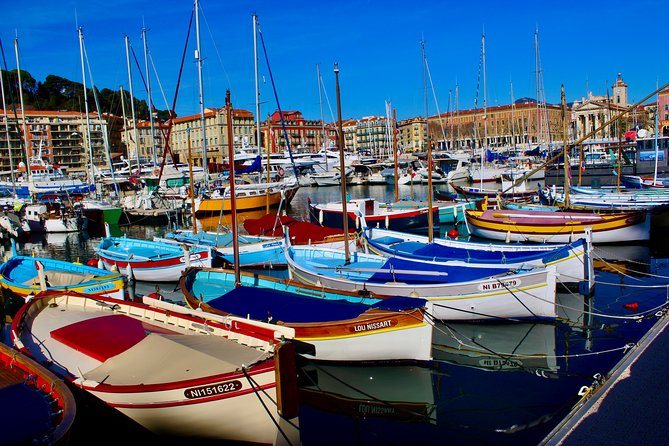 Beautiful Nice only for you sightseeing from Monaco