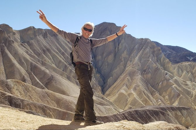 Private Death Valley Hiking Tour From Las Vegas
