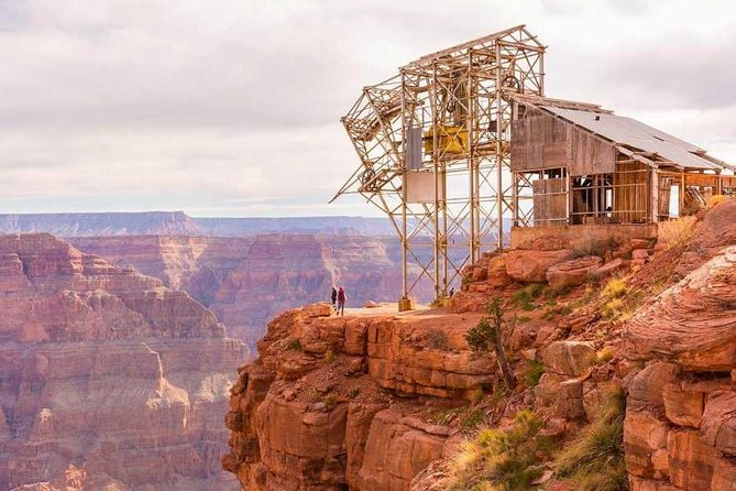 Grand Canyon West Small Group Tour from Las Vegas