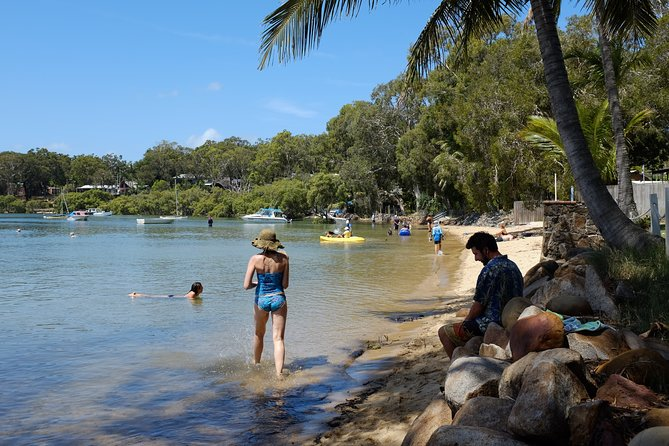 Full-Day Guided Tour with workshop: Karragarra and Macleay Island