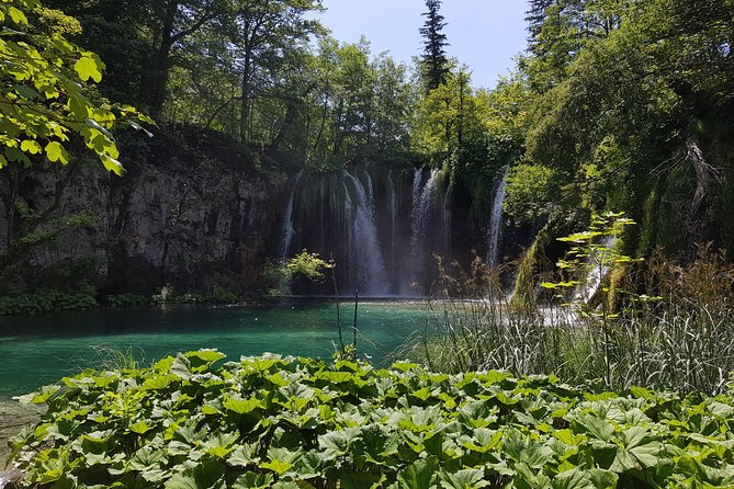 Plitvice lakes and Rastoke day trip from Zagreb