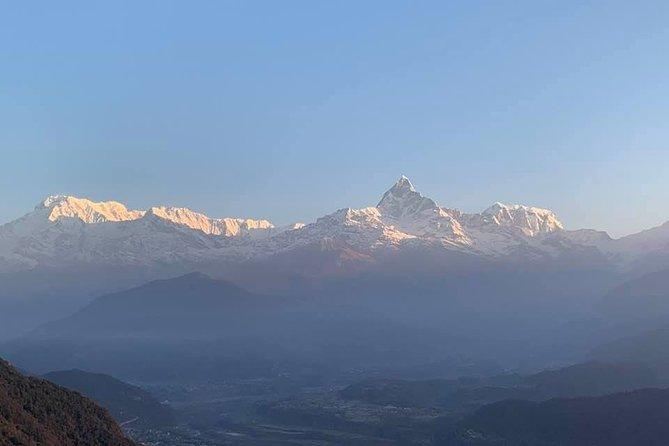 Sarangkot Sunrise Tour from Pokhara