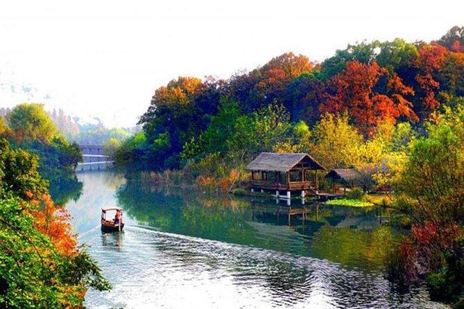 Hanghzhou Xixi Wetland Half Day Tour with Boat Ride